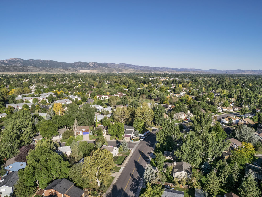 Sunset Ridge Real Estate Fort Collins